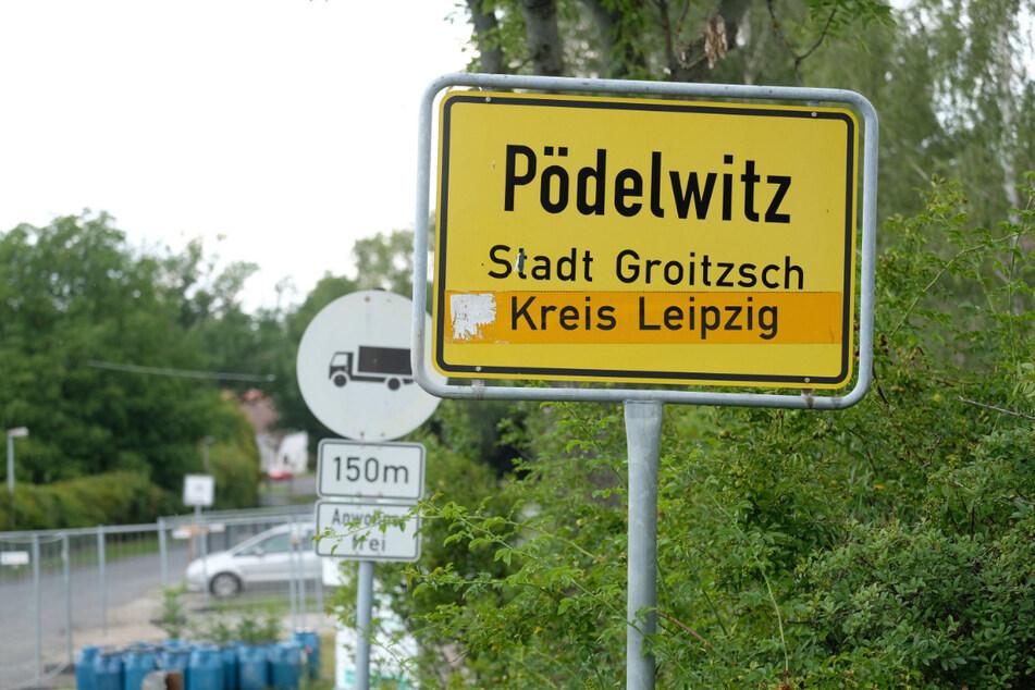 Noch immer bedroht: Das Dorf Pödelwitz bei Leipzig.
