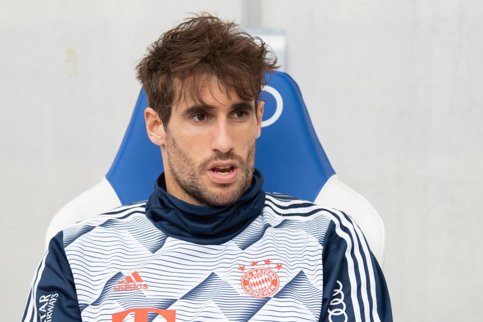 Javi Martinez könnte sein Bayern-Trikot bald an den Nagel hängen. (Archiv)