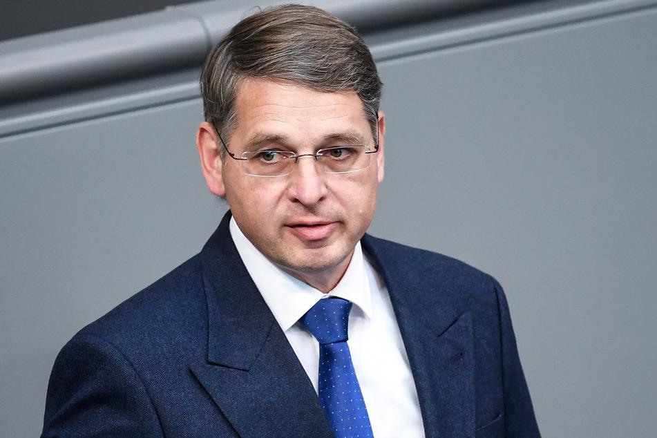 FDP-Mann Alexander Müller (51).