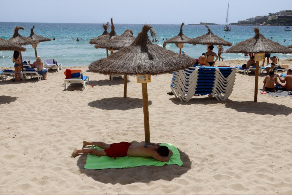Mallorca bekommt es mit der Corona-Angst zu tun