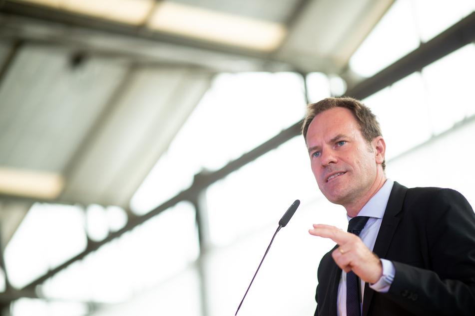 Stephan Keller (50) ist der neue Oberbürgermeister in Düsseldorf