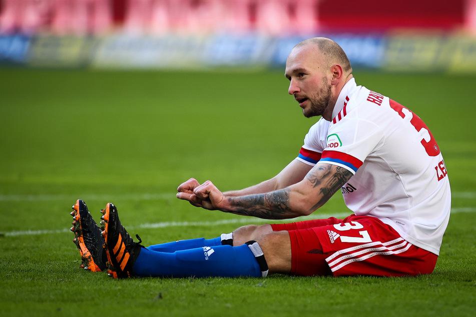 Toni Leistner (31) und der Hamburger SV lösten den Vertrag nach nur einer Saison wieder auf.