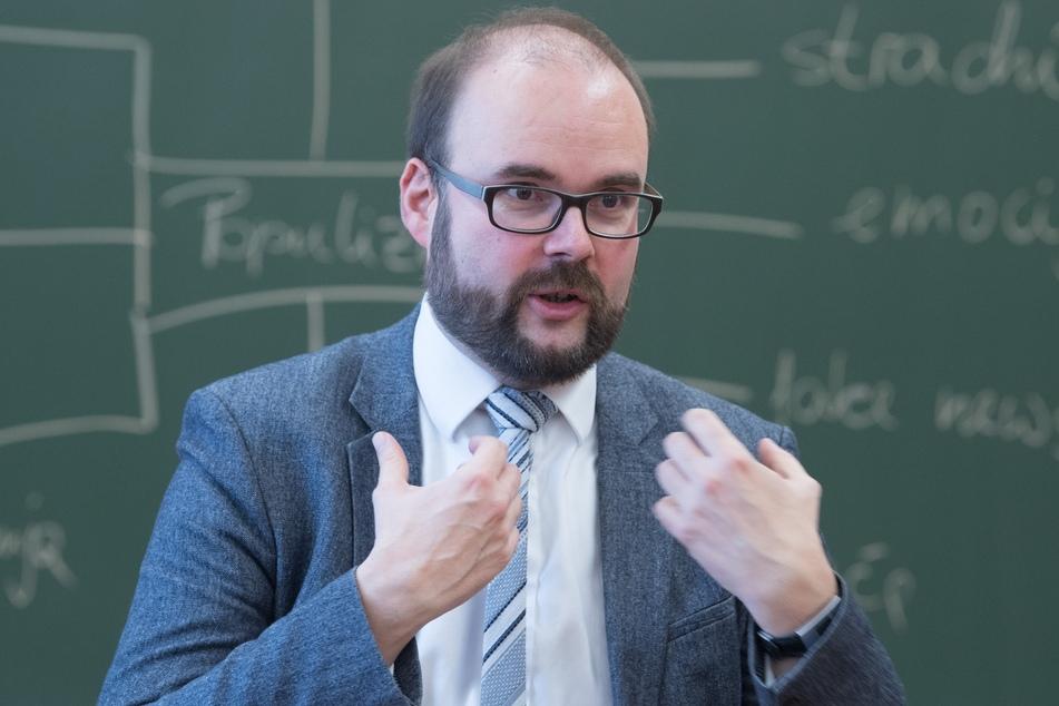 Der Kultusminister Christian Piwarz.