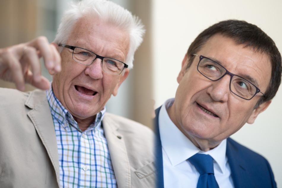 """CDU-Fraktionschef: """"Behaglichkeit der Ära Kretschmann ist vorbei"""""""