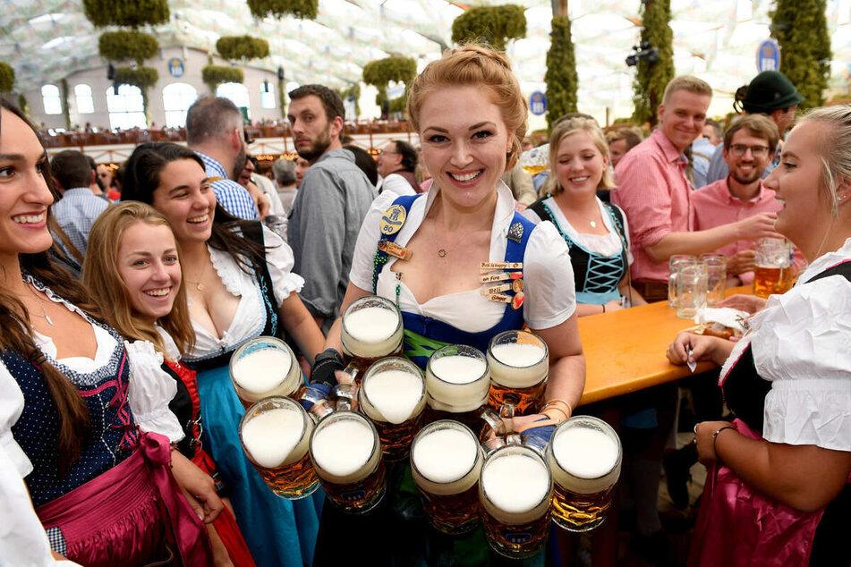Verpasst keine wichtige Meldung rund um das Münchner Oktoberfest.