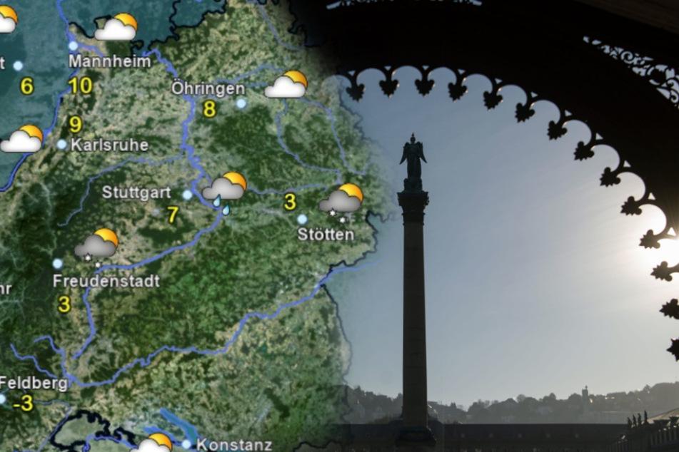 Blauer Himmel über Baden-Württemberg? So wird das Wetter am Wochenende