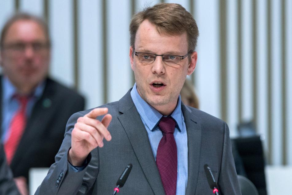 Nikolaus Kramer, Fraktionschef der AfD in Mecklenburg-Vorpommern, äußerte den Vorstoß.