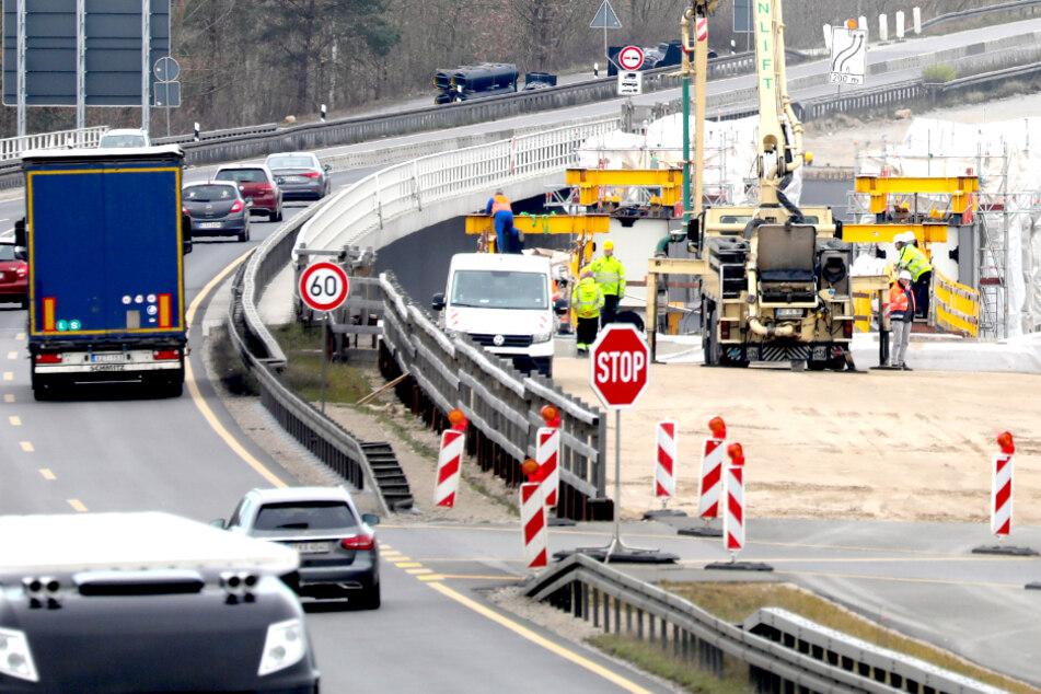 Nach fünf Jahren Bauzeit: A19-Brücke bald fertig!