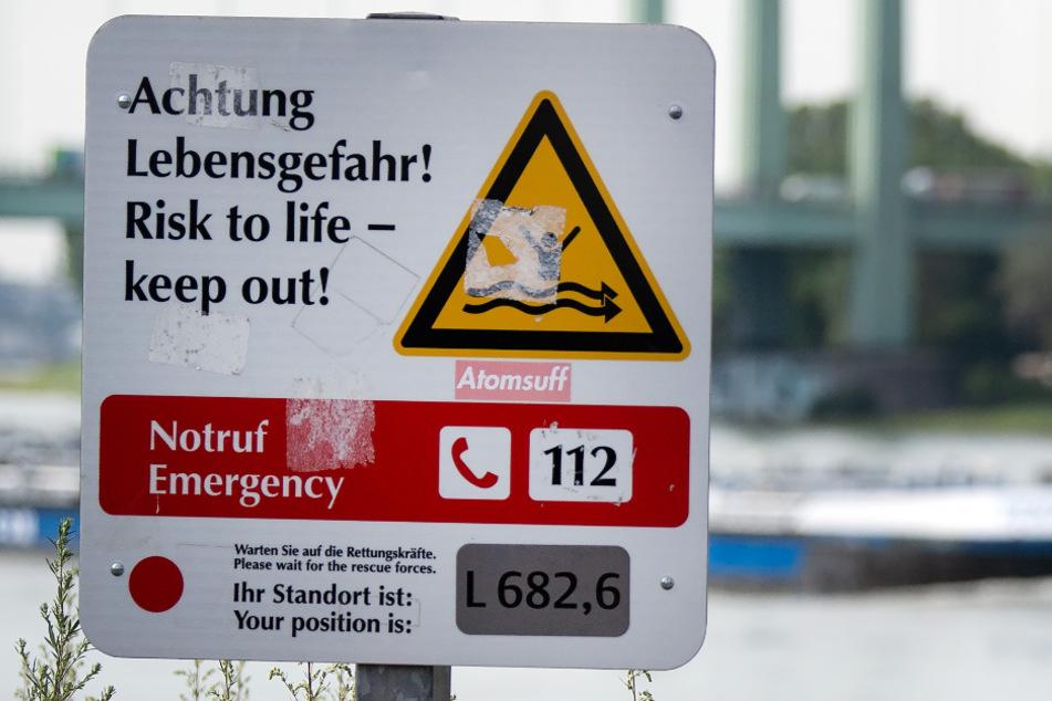 Schrecklicher Fund: Toter im Rhein bei Köln entdeckt
