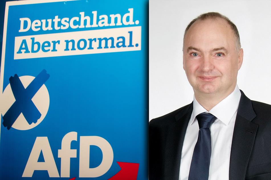 Der Wahlstand des AfD-Bundestagsabgeordneten Christoph Neumann (56) ist am Dienstag in Leipzig angegriffen worden.