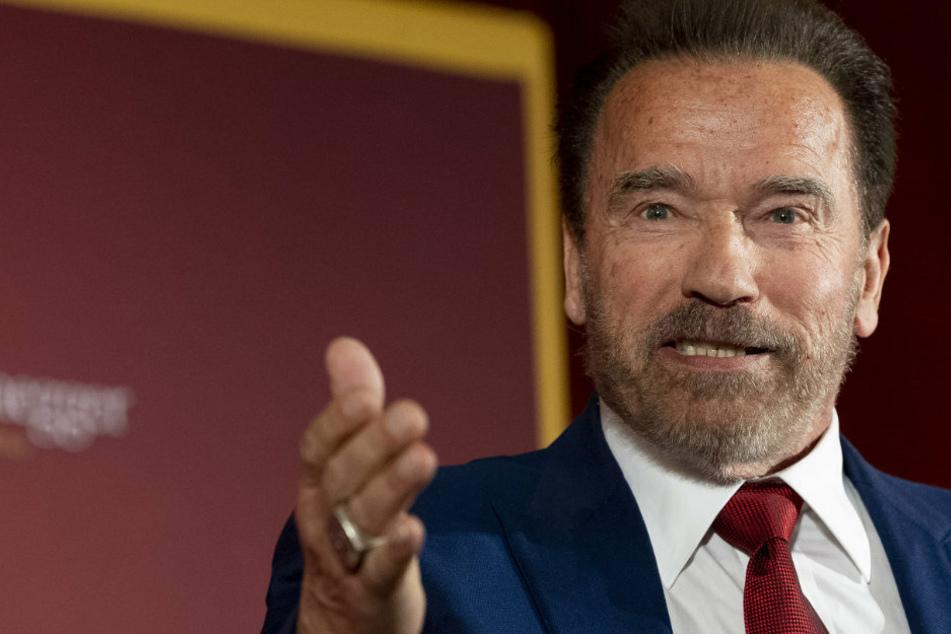 Arnold Schwarzenegger zieht Nazi-Vergleich und ruft zu Widerstand gegen Trump auf