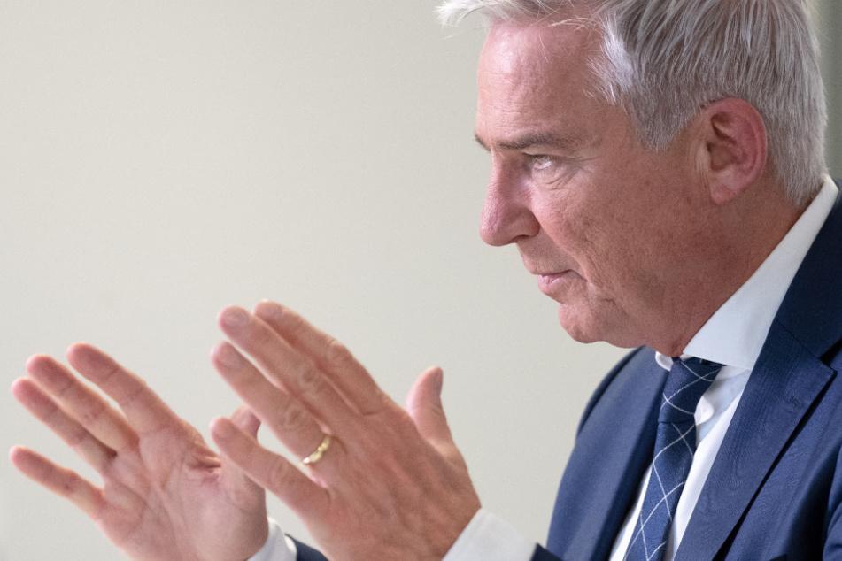 Baden-Württembergs Innenminister Thomas Strobl (60, CDU).