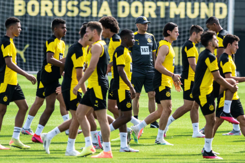 Borussia Dortmund dürfte erneut ganz oben angreifen wollen.