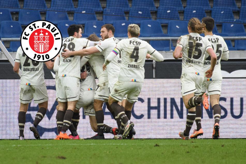 Gute Chancen? FC St. Pauli will zum Hinrunden-Ende weg von den Abstiegsplätzen