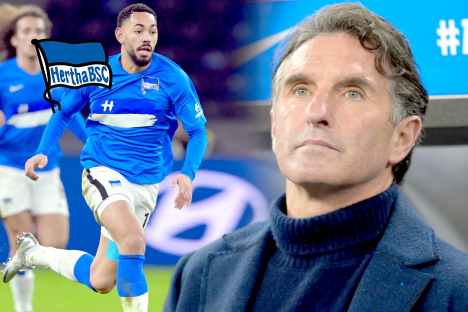 Hertha-Trainer Labbadia stellt klar: Cunha-Reise war abgesprochen!