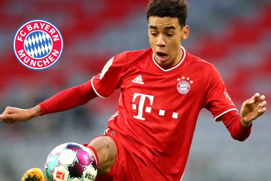 Saftiges Gehalt: Pokert sich Jamal Musiala beim FC Bayern München ins Abseits?