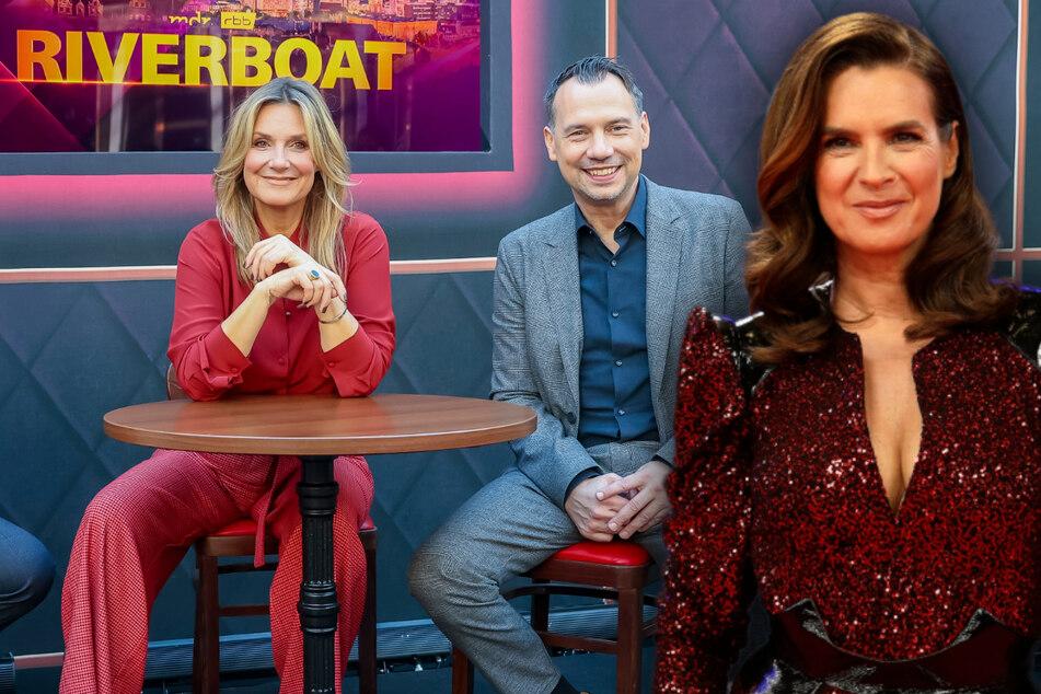 Riverboat: Nach Wirbel um Star-Gast Katarina Witt: Mit diesen Promis legt Riverboat heute ab