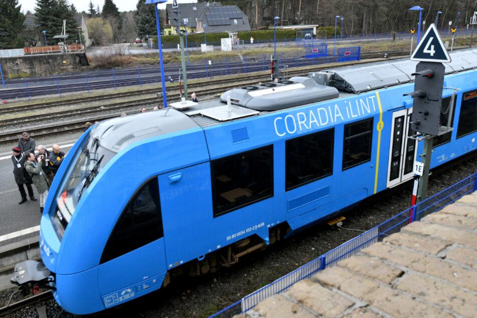 Statt Dieselloks: Bayern testet Züge mit Batterie- und Wasserstoffantrieb