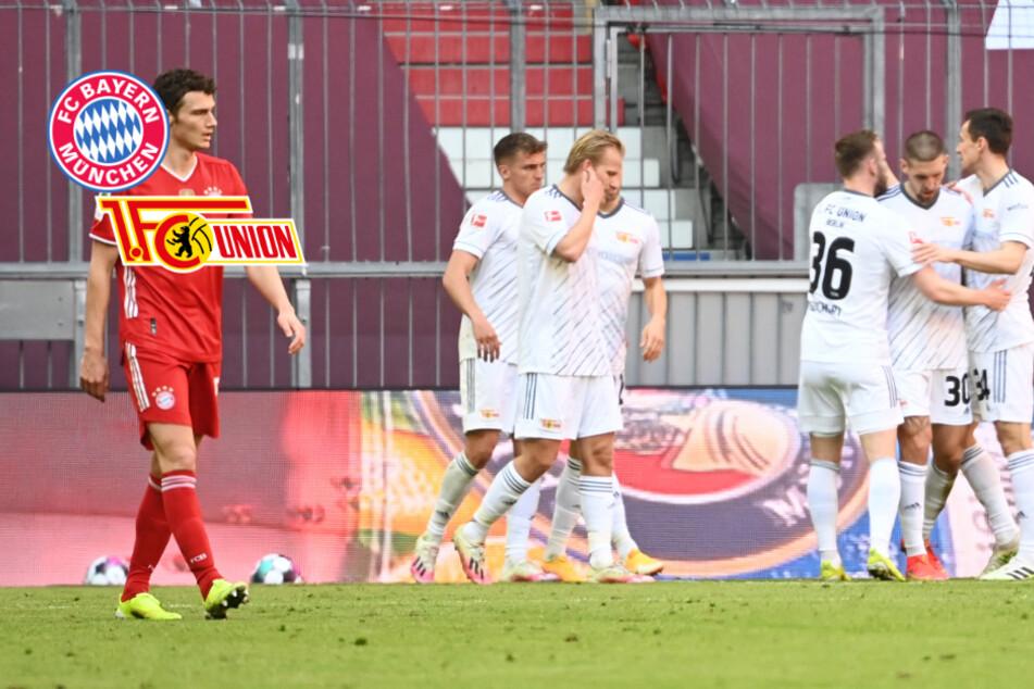 Joker-Tor schockt FC Bayern: Union Berlin ärgert den Tabellenführer