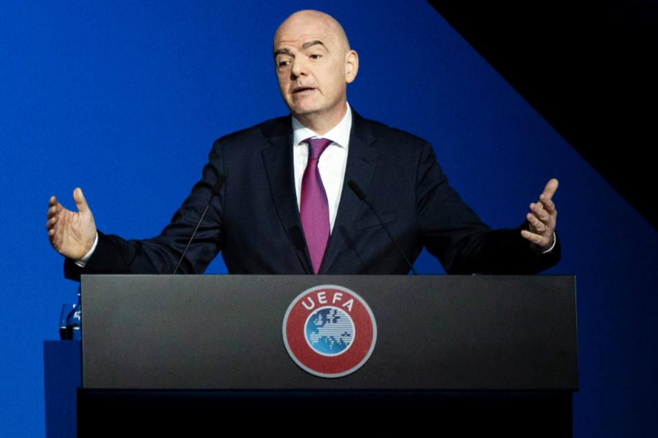 FIFA-Präsident Gianni Infantino überlegt, den Fußball nach der aktuellen Phase zu entschleunigen.