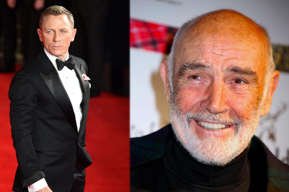 Die Welt nimmt Abschied von Ur-Bond Sean Connery: Das sagt Daniel Craig