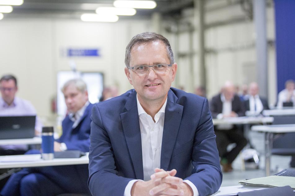CDU-Stadtrat Steffen Kaden (50) fordert ein Ende der Zettelwirtschaft bei der Kontaktnachverfolgung.