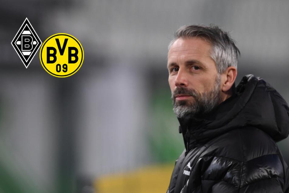 Letzte Chance? Das sagt Trainer Marco Rose zum Pokal-Gipfel gegen den BVB
