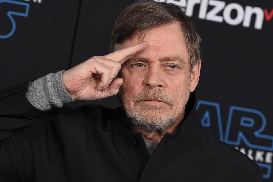 Zeigte sich erfreut von dem Video: Star-Wars-Legende Mark Hamill (69).
