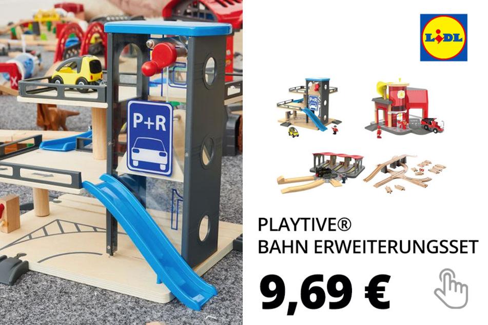 PLAYTIVE® Bahn Erweiterungsset