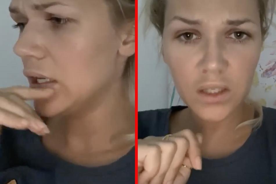 """Sara Kulka wütend: """"Pädophile müssen weggesperrt werden, nicht die Kinder!"""""""