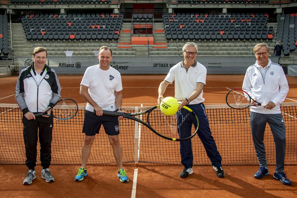 Hamburg: Für zehn Millionen Euro modernisiert! Tennisstadion am Rothenbaum wiedereröffnet