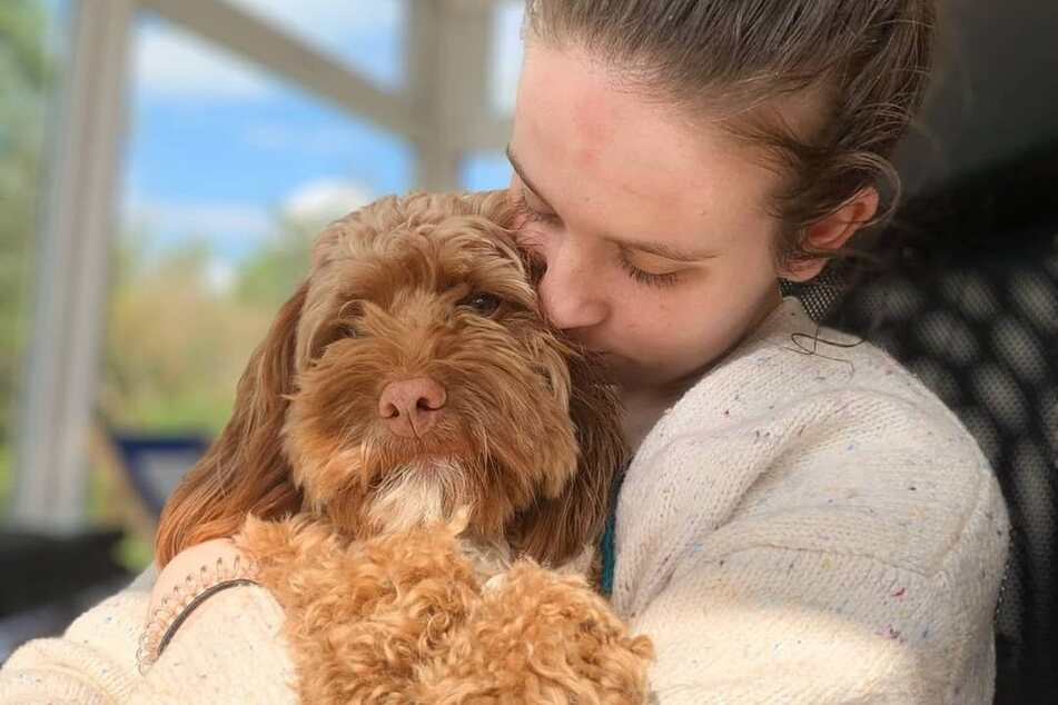 "Anna Rachel Gray (22) leidet unter dem seltenen ""Fowler-Christmas-Chapple-Syndrom""."