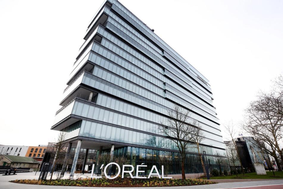 Die Zentrale von L'Oreal Deutschland in Düsseldorf.