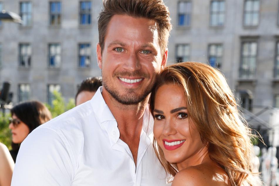 Angelina (28) und Sebastian Pannek (33) erwarten schon bald ihr erstes Baby.