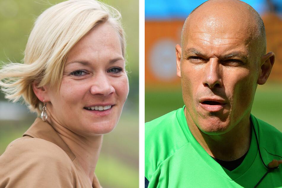 Schiedsrichter-Liebe: Bibi Steinhaus hat heimlich geheiratet!