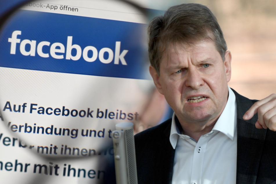 Nach Stegner-Kritik: Facebook löscht rechtsextremen Fake-Account