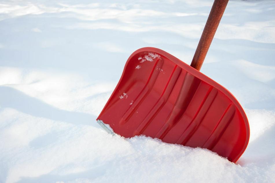 Details zum Schneeschieber-Rowdy bekannt: Wollte er seinen Nachbarn abstechen?