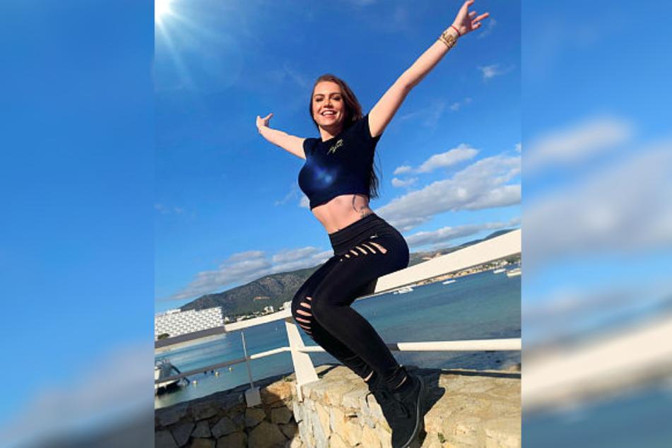 Sophie Jones (25) aus der Nähe von Leipzig ist unsere Miss Sachsen.