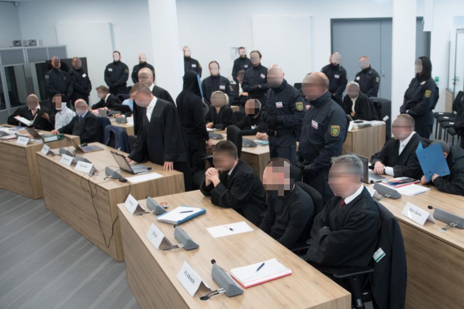 """""""Revolution Chemnitz"""": Verteidiger wollen mildere Urteile"""
