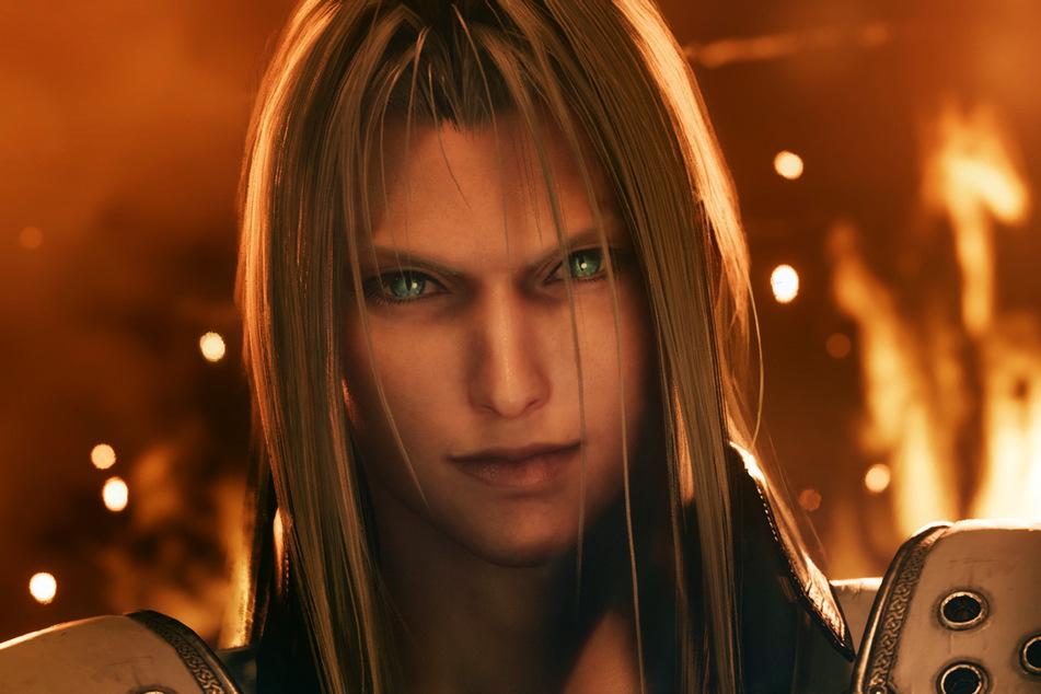 Anders als im Original taucht Sephiroth in der Neuauflage von Final Fantasy VII schon deutlich früher im Spiel auf.