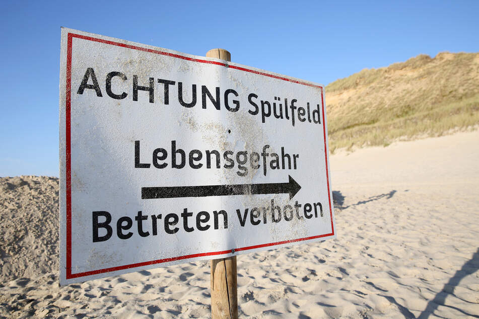 Ausschreibung: Sylt braucht bald fünf Millionen Kubikmeter Sand