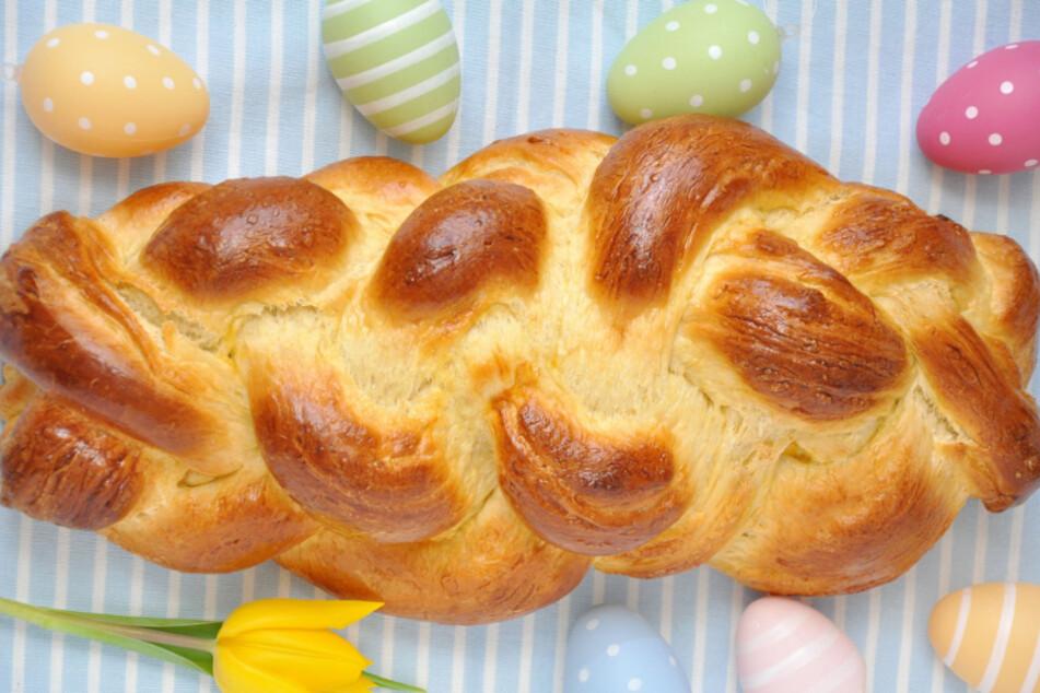 Besonders zu Ostern ist der Hefezopf ein heiß begehrter Frühstücksbegleiter.