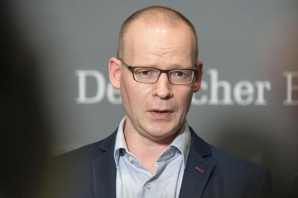 Bundestagsabgeordnete Matthias Höhn (44). (Archivbild)