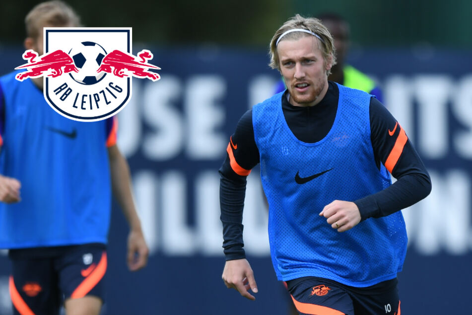"""Bin hier nicht fertig"": Forsberg will bei RB Leipzig bleiben"