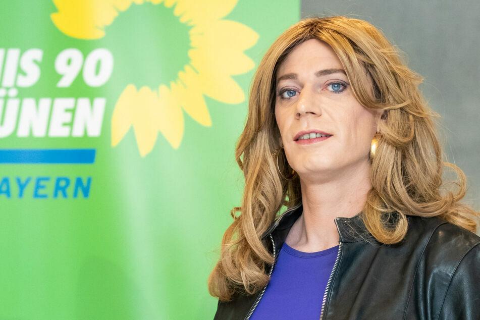 Tessa Ganserer (44, Grüne) muss unter ihrem alten Namen auf dem Wahlzettel stehen. Ein Gesetz lässt hierbei wenig Spielraum. (Archiv)