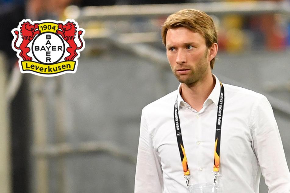 Bayer Leverkusen: Simon Rolfes setzt nach schwerem Saison-Start klares Ziel