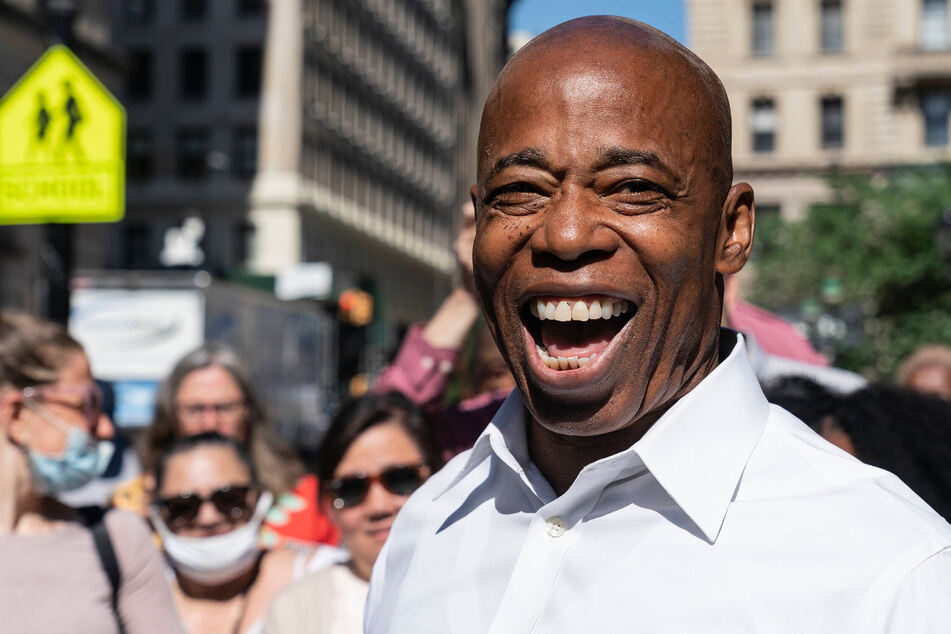 Eric Adams claims victory in Democratic primary for New York City mayor