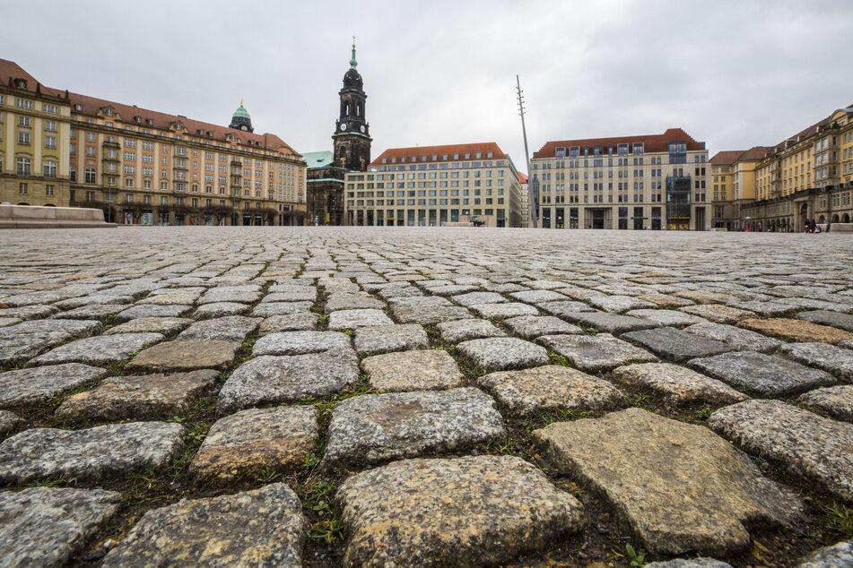 Dresden: Nach Umgestaltung vor 12 Jahren: Altmarkt wird schon wieder aufgerissen