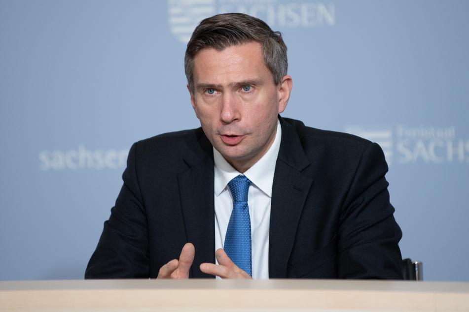 Sachsens Wirtschaftsminister Martin Dulig (47, SPD). (Archivbild)