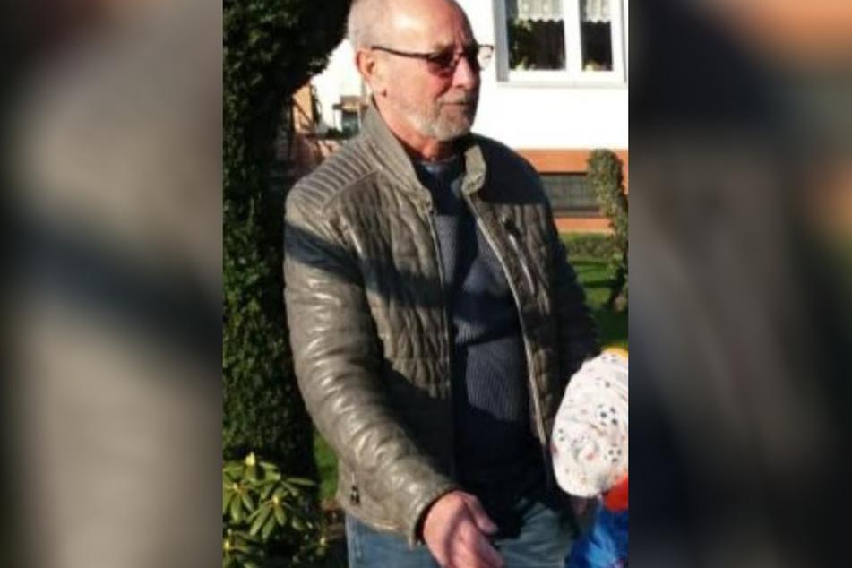 Der 69-Jährige wird vermisst. Die Polizei bittet um Hinweise.